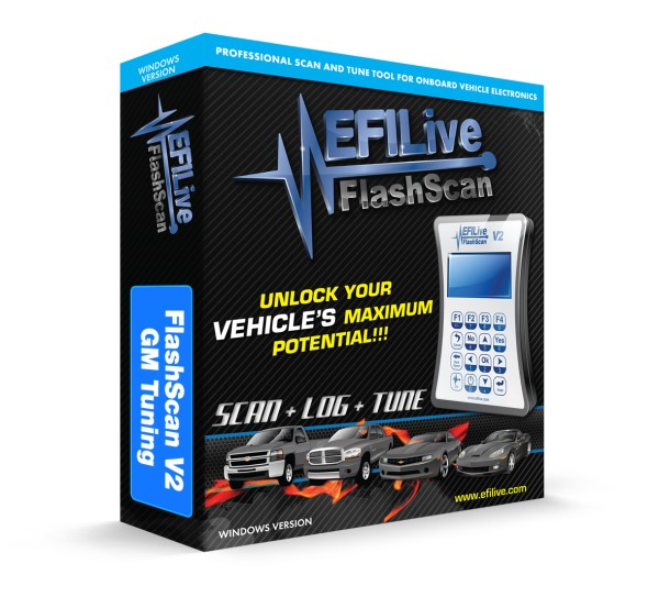 EFilive Flashscan-GM