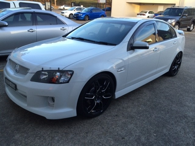 VE Commodore SS